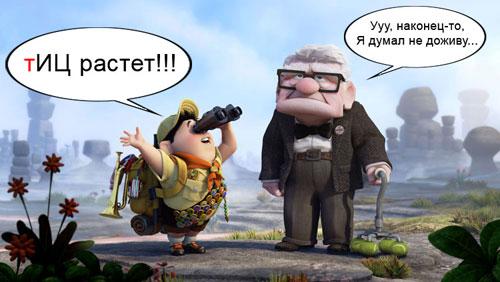 Апдейт тИЦ 16.02.12